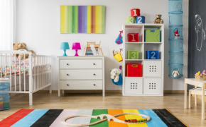 Pokój dziecięcy - 5 sposobów na kreatywną aranżację wnętrza